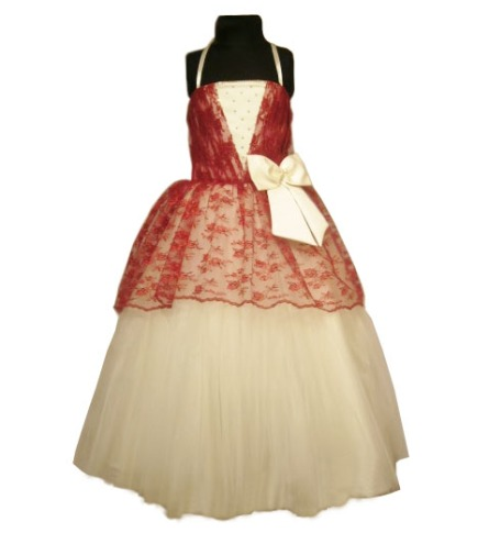 rochie domnisoara de onoare fetite